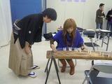日本語学校語学留学生の祭典和楽器ブース1