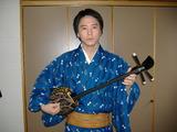 琉球民謡コンクール着物