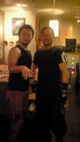 which is koto player?