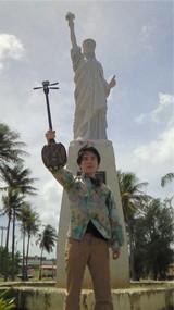 グアム自由の女神