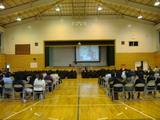 植竹中学校