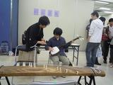 日本語学校語学留学生の祭典和楽器ブース2