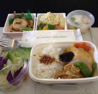 81回目の上海--日本航空「JL082」便