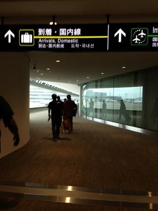 84回目の上海--日本航空「JL872」便