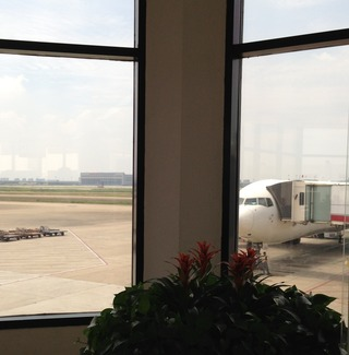 83回目の上海--日本航空「JL082」便