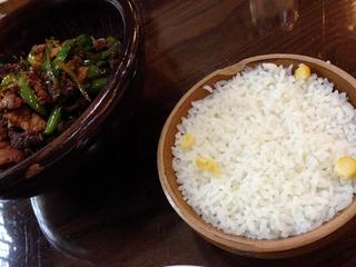 湖南料理「潤湘之」 @茅台路店