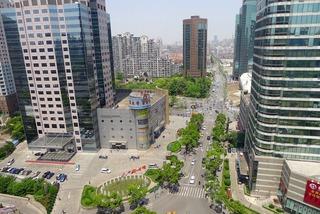 上海のシェラトン上海虹橋ホテル