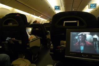 中国・上海 成田-浦東線(JAL)日本航空795便