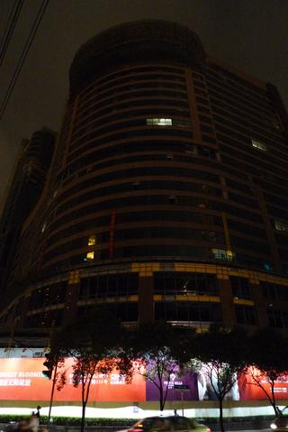中国・上海に建設中のホテル・ニッコー上海(Hotel Nikko Shanghai)上海晶品酒店