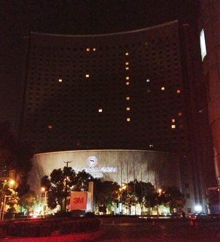 シェラトン上海虹橋ホテル(虹橋喜来登上海太平洋大飯店) @虹橋