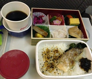 82回目の上海--日本航空「JL879」便