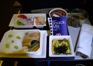 東京成田空港18:40発、上海・浦東空港行き最終便、全日空「NH921」便