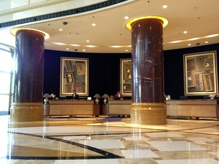 セントレジス上海(上海紅塔豪華精選酒店)元上海瑞吉紅塔大酒店