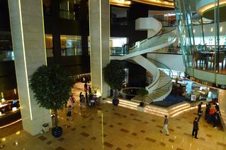 中国・上海 ザロンジモント上海(上海龍之夢麗晶大酒店)The Longemont Shanghai
