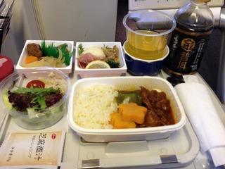 上海・虹橋空港発羽田行きの日本航空JL082便
