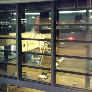 80回目の上海--日本航空「JL879」便