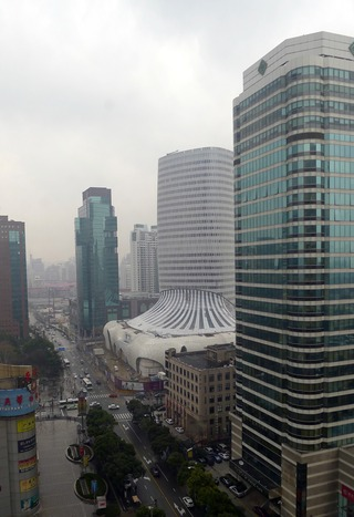 上海虹橋シェラトンホテル
