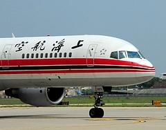 上海の格安航空券事情
