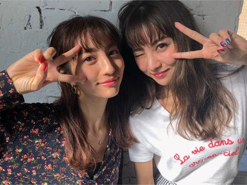 【衝撃】石川恋、CanCamモデル・堀田茜とまるで双子? そっくり2ショット公開に反響「そっくり」「区別つかない」