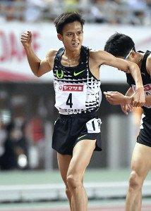 【マラソン】大迫傑、日本記録更新2時間5分50秒!1億円ゲット
