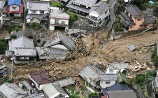 【日本列島】豪雨 51人死亡 6人重体 46人安否不明★20
