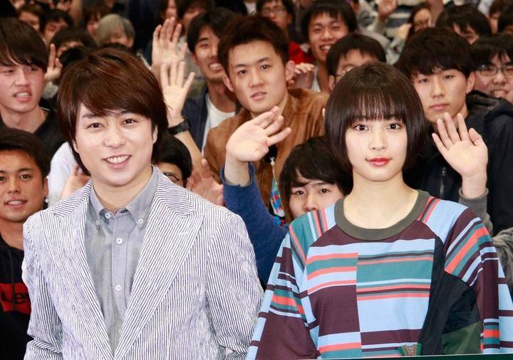 【朗報】広瀬すずが紅白初司会 白組は気心しれた櫻井翔