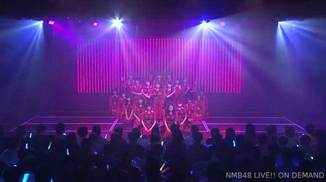 【速報】NMB48「床の間正座娘」初日売上179,854枚 wwww