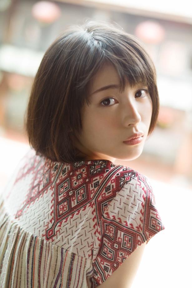 【話題】浜辺美波、聖子ちゃんカット&制服姿が激カワ 「今日から俺は!!」出演を発表