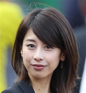 """【悲報】""""カトパン""""加藤綾子「これ以上ムリ!」来年3月さんまとの共演解消へ"""