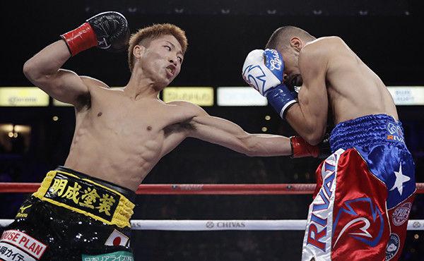 ボクシング井上尚弥×JCパヤノ〜WBSSバンタム級トーナメント準々決勝〜★5