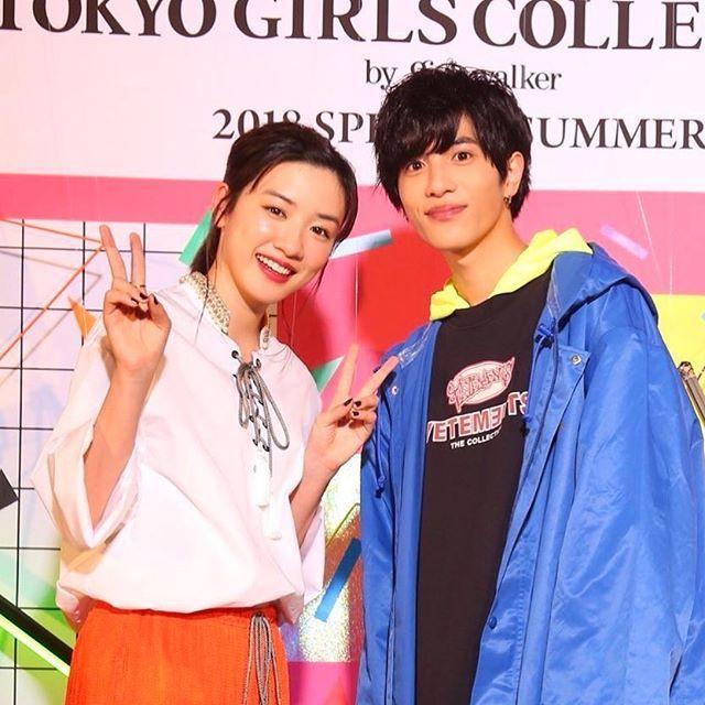 【衝撃】朝ドラ共演の永野芽郁と志尊淳が熱愛か