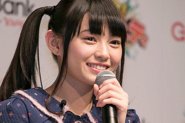 【画像】「2000年に1度の美少女」滝口ひかり、キャッチコピーがプレッシャー!