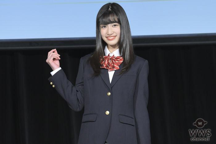 【JC】「日本一制服が似合う女子」決定!グランプリは「ニコ☆プチ」専属モデルの中1山内寧々さん(13)