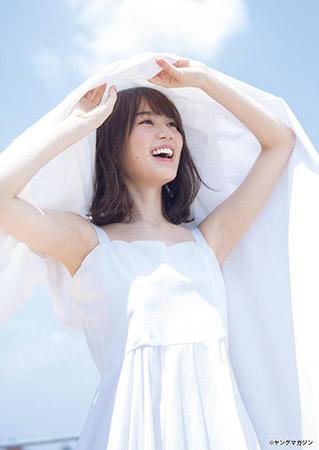 【速報】生田絵梨花さん、ついに全裸。