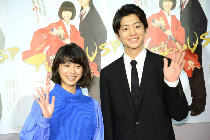【NHK土曜時代ドラマ】アシガール 【黒島結菜・健太郎】