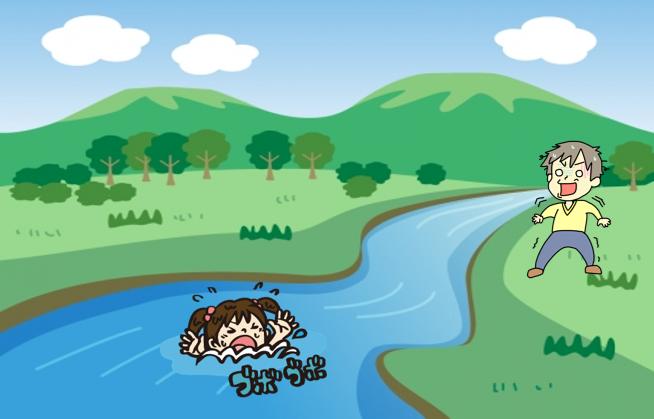【悲惨】川で溺れたか バーベキューの男子高校生が死亡 仙台