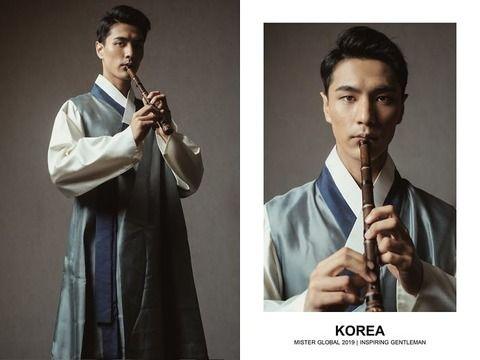 【画像有り】世界美男子コンテスト2019 韓国代表が優勝!!【23歳学生のキムさん】