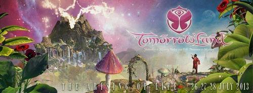 Tomorrowland 2013 bannar