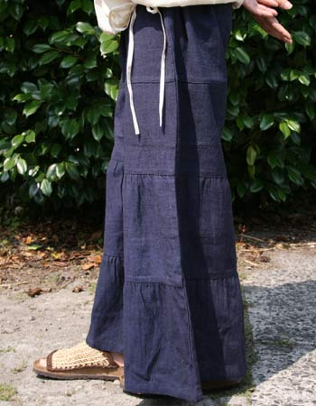 上品なアジアンファッション KAYAのパンツ