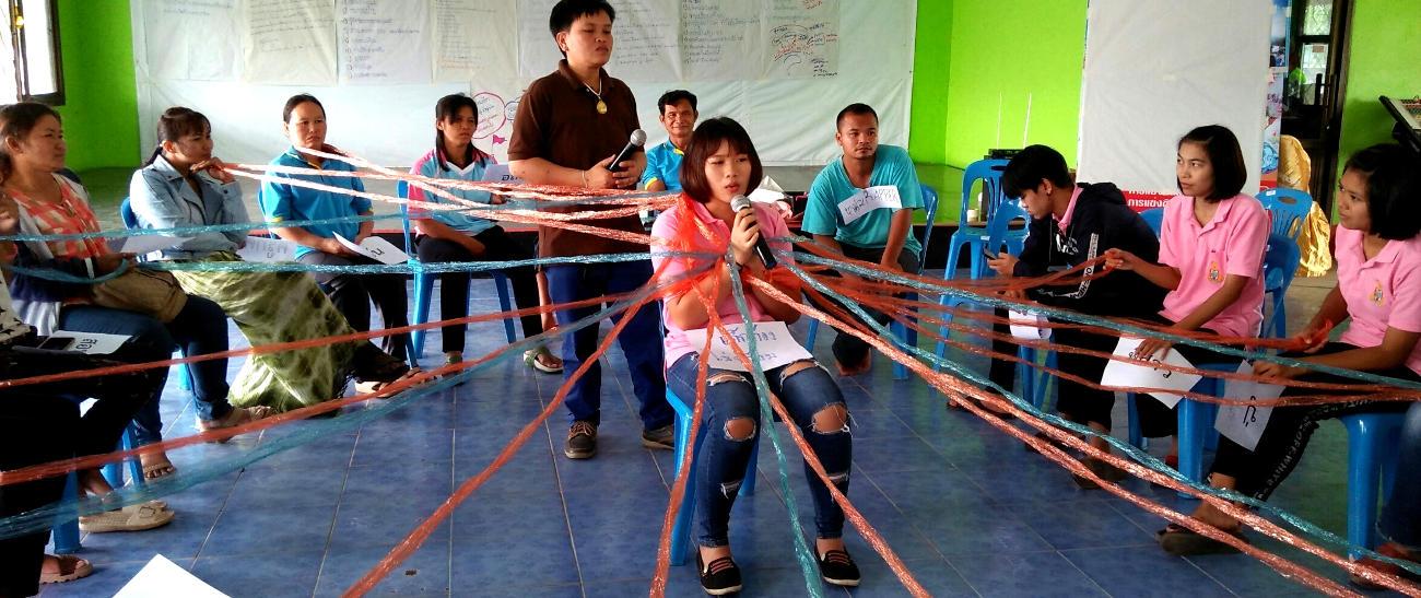 The Power of String 表紙写真