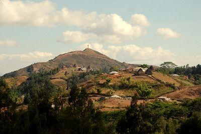 エルメラ県レテフォホ村