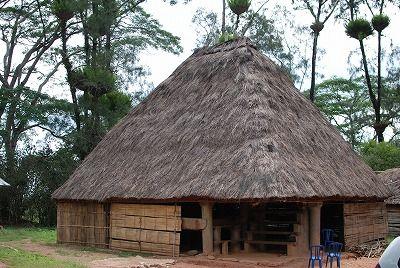 エルメラ県レテフォホ村の家