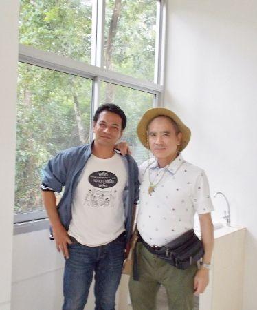 写真2.トムとトオル