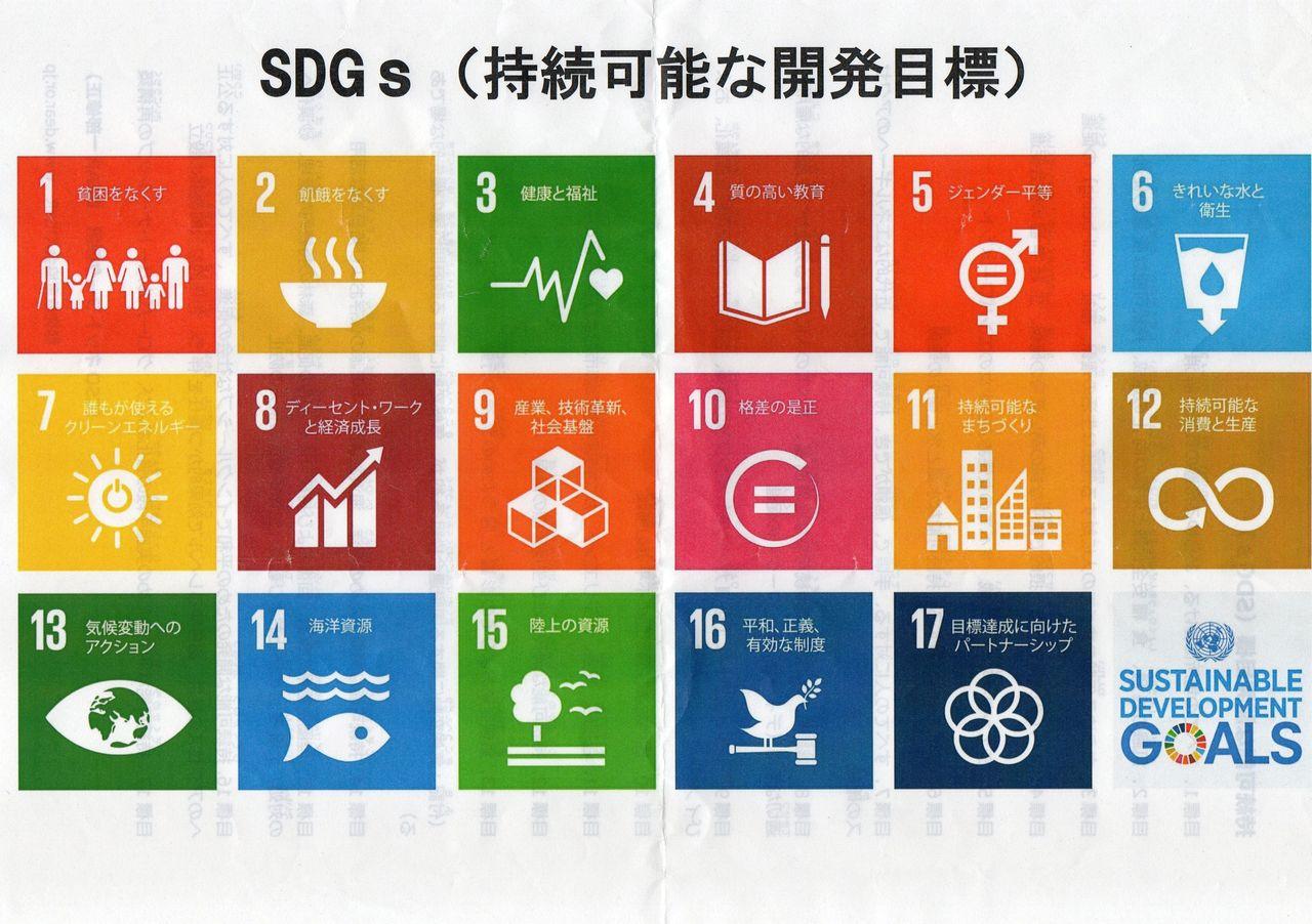 SDGs シェーマ