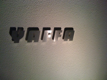 ロゴ@YAFFA ORGANIC CAFE