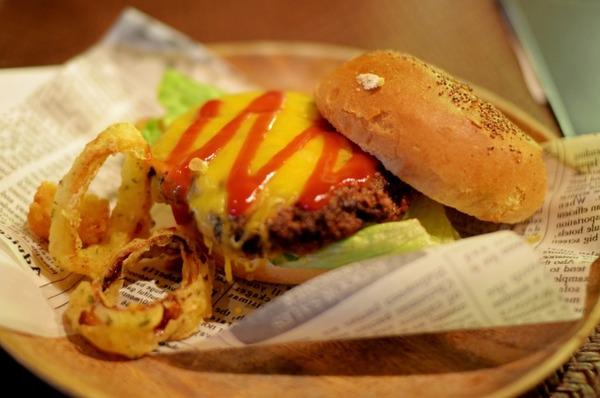 ハンバーガーs