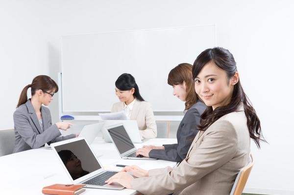 女性の活用を推進する会計事務所が増加中