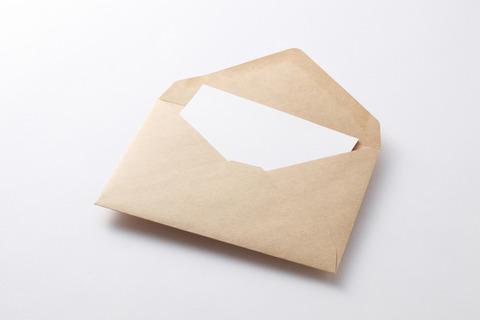 20131225手紙