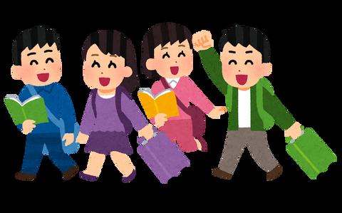 【朗報】日本人「海外」旅行者、初の「2000万人」超 2019年
