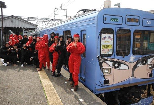 三重県、観光客が4219万人に、忍者などが人気